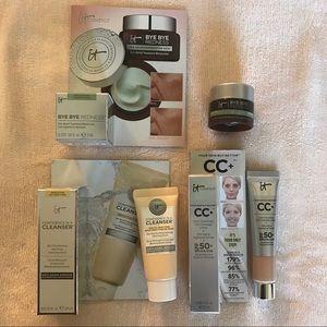 It cosmetics skin care bundle